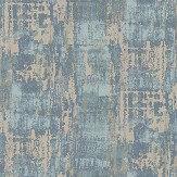 Villa Nova Anta Indigo Wallpaper - Product code: W558/03