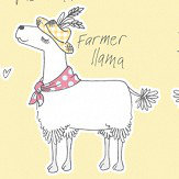 Albany Llama-Rama Sunrise Wallpaper - Product code: 9732