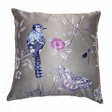 Arthouse Birds of Paradise Cushion Gold