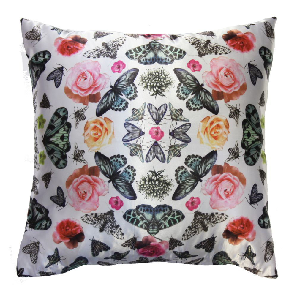 Arthouse Birds of Paradise Cushion White - Product code: 005024