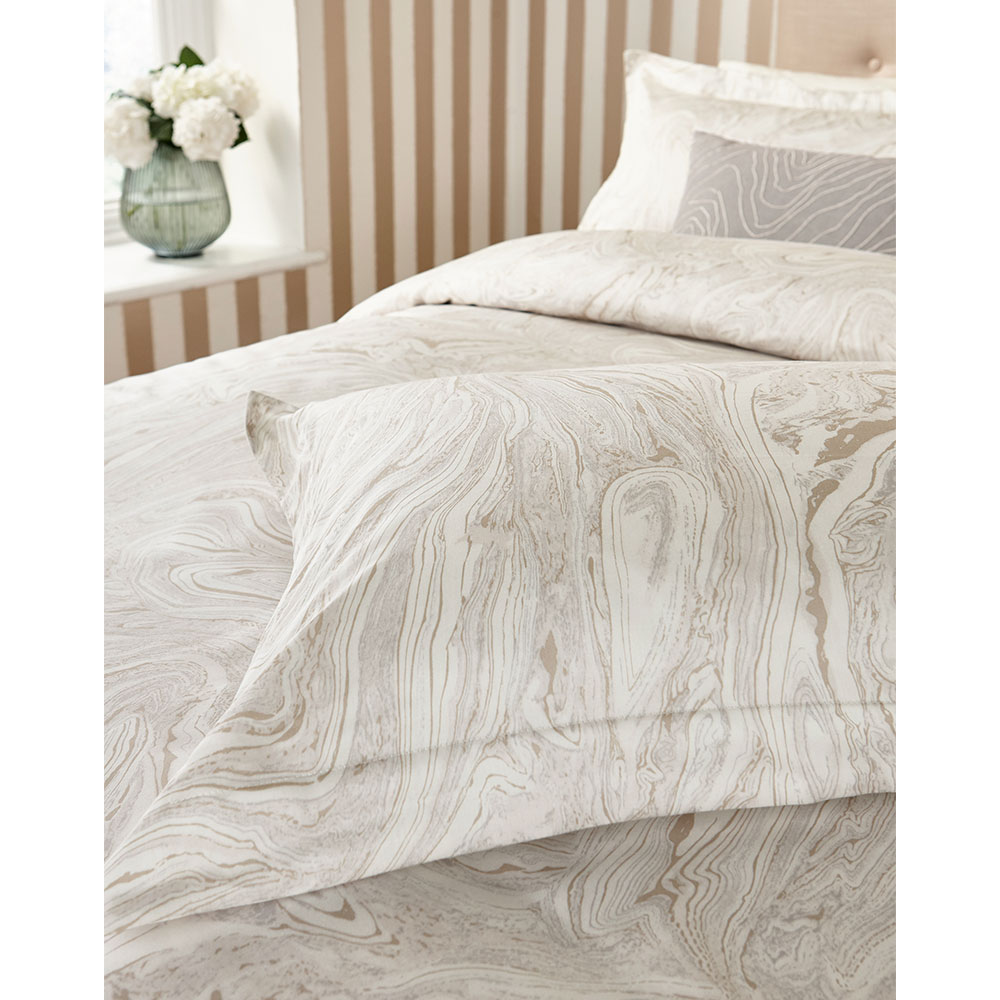 ruffled chic pleated elissa piece emelia king reversible closeoutlinen products set cover beige queen duvet