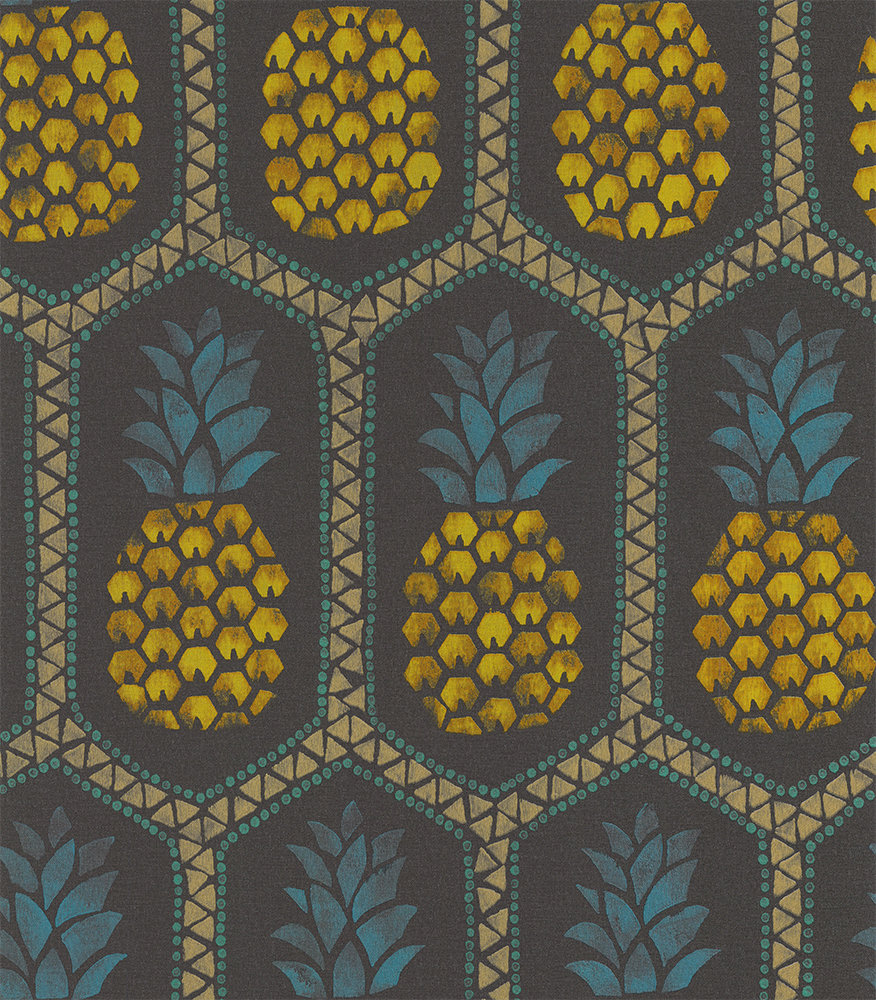 Albany Wallpapers Tropical Pineapple 1005m X 053m