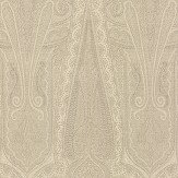 Mulberry Home Troika Paisley Stone Wallpaper