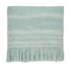 Sanderson Delphiniums Blanket Mint Throw main image