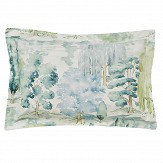 Sanderson Waterperry Oxford Pillowcase Mint - Product code: DA35951025