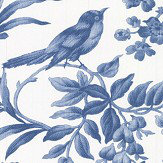 Oasis Amelia Blue Wallpaper - Product code: W0106/01