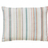 Sanderson Maelee Embroidered Cushion Seaflower