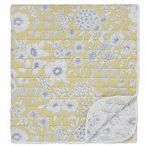 Sanderson Maelee Quilted Bedspread Sunshine Throw