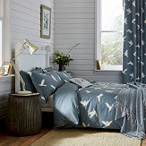 Sanderson Paper Doves Duvet Cover Denim