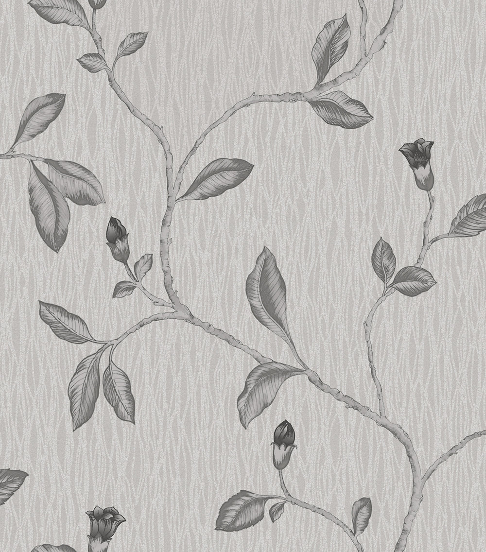 Albany Lia Silver Wallpaper - Product code: 35176