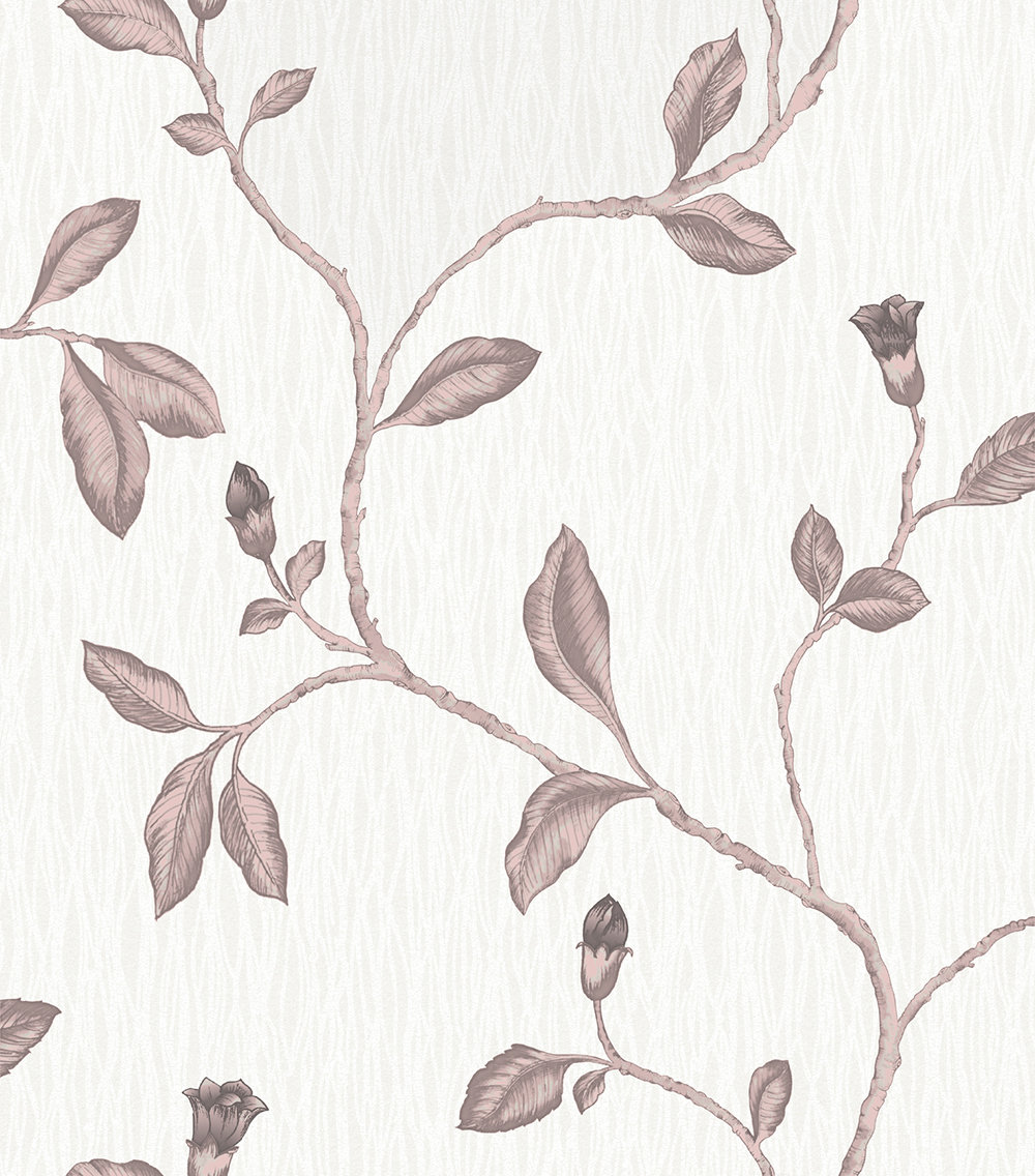 Albany Lia Cream and Rose Gold Wallpaper main image