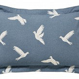 Sanderson Paper Doves Oxford Pillowcase Denim