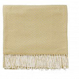 Sanderson Paper Doves Woven Throw Mineral