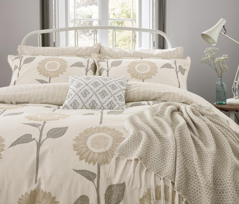 Sanderson Sundial Duvet Cover Linen - Product code: DA401801005