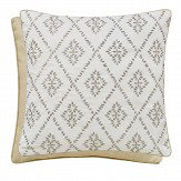 Sanderson Sundial Embroidered Cushion Linen - Product code: DA401801025