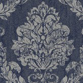 Albany Giorgio Navy Wallpaper - Product code: 35691