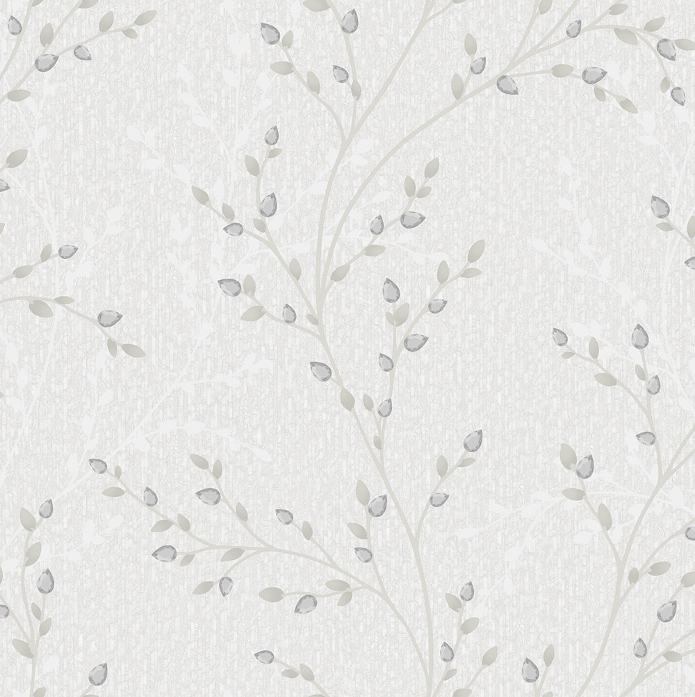 Albany Amelio Dove Grey Wallpaper - Product code: 35703