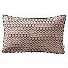 Oasis Ava Heart Boudoir Cushion Pink