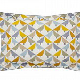 Scion Lintu Oxford Pillowcase Dandelion and Pebble - Product code: DA40261040