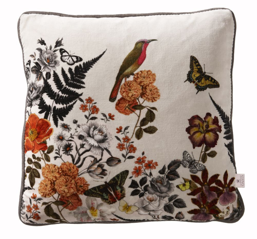 Oasis Botanical Cushion Multi - Product code: M2021/01