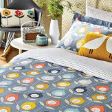 Scion Pepino Double Duvet Cover Ink