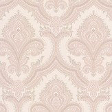 Albany Sassari Damask Cream Wallpaper