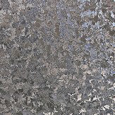 Arthouse Velvet Crush Foil Gunmetal Wallpaper