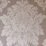 Arthouse Foil Damask Rose Gold Wallpaper - Product code: 294400