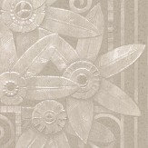 Ralph Lauren Fleur Moderne Pearl Grey Wallpaper - Product code: PRL5012/03