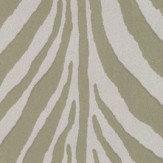 Ralph Lauren Barlett Zebra Grey Wallpaper