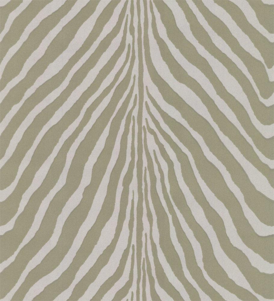Ralph Lauren Barlett Zebra Grey Wallpaper - Product code: PRL5017/02