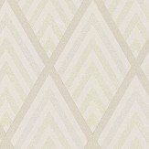 Ralph Lauren Jazz Age Geometric Cream Wallpaper - Product code: PRL5019/01