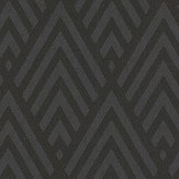 Ralph Lauren Jazz Age Geometric Charcoal Wallpaper - Product code: PRL5019/04