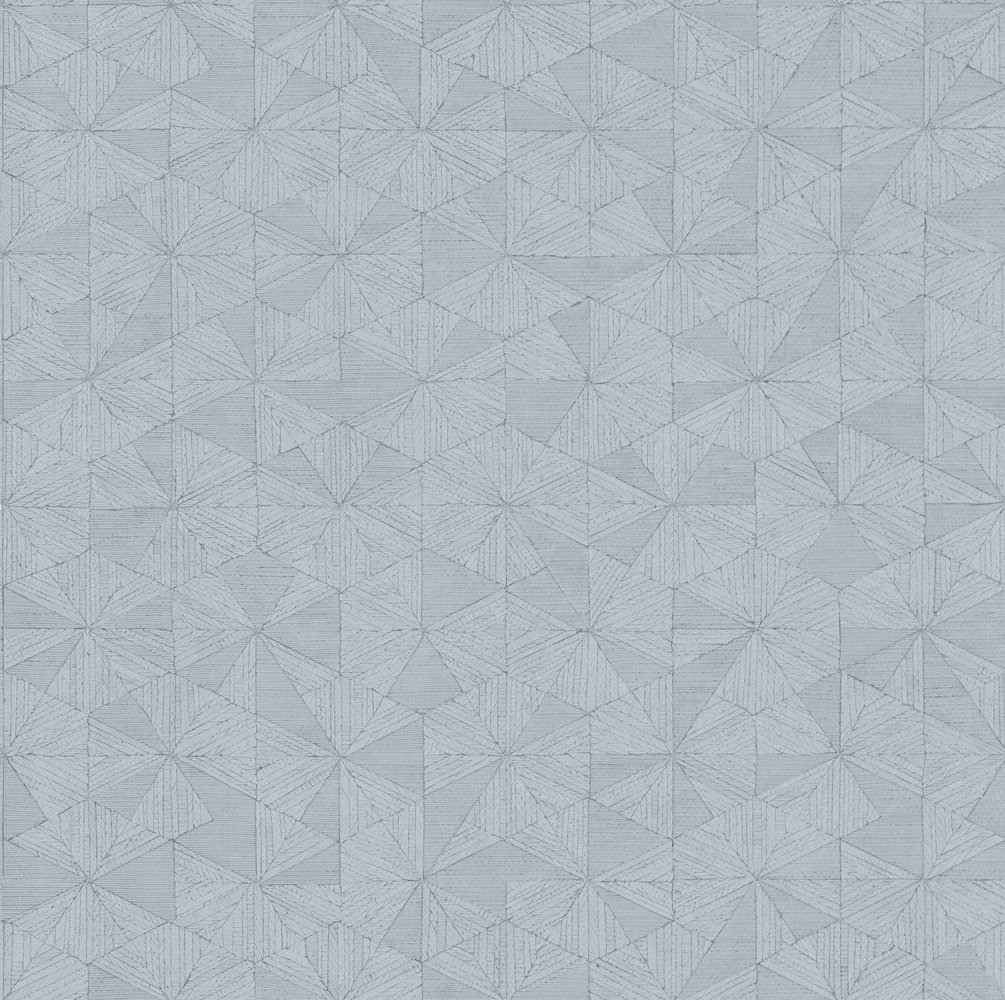 Albany Shard Light Blue Wallpaper - Product code: 35895-7