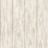 Albany Wood Panel Grey / Brown Wallpaper