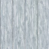 Albany Wood Panel Blue Wallpaper