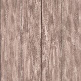 Albany Wood Panel Brown Wallpaper