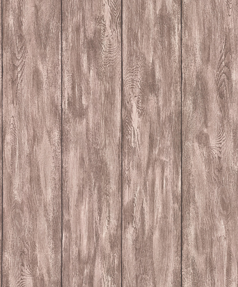 Wood Panel By Albany Brown Wallpaper Direct