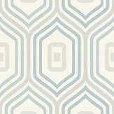 Albany Entity Blue  / Grey  Wallpaper