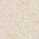 Albany Milano Flower Cream Wallpaper