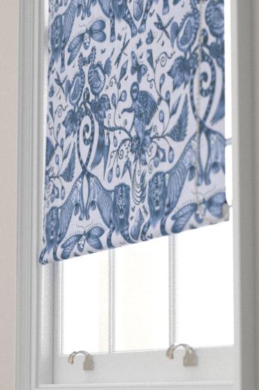 Emma J Shipley Extinct Blue Blind - Product code: F1109/01