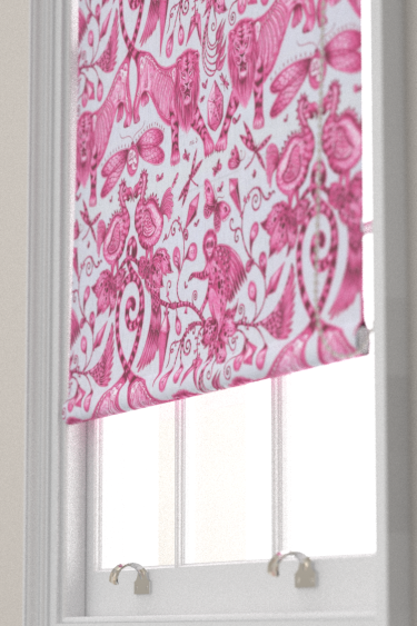 Emma J Shipley Extinct Magenta Blind - Product code: F1109/03