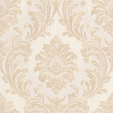 Albany Milano Damask Beige Wallpaper