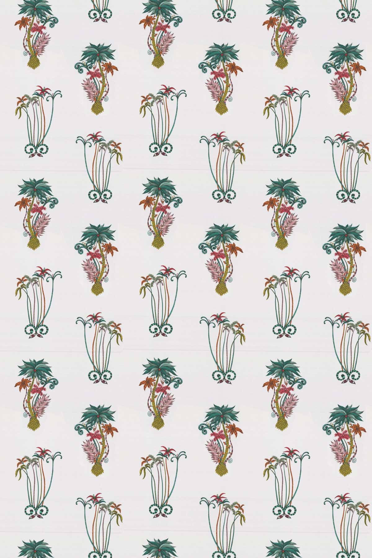Jungle Palms Fabric - by Emma J Shipley