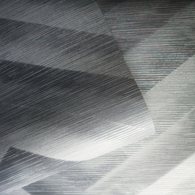Albany Cascade Charcoal/ Silver Wallpaper - Product code: 35720