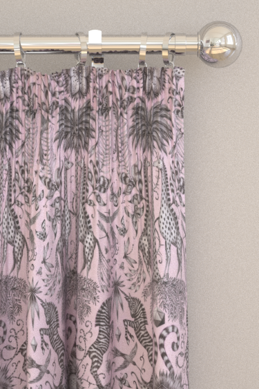 Emma J Shipley Kruger Pink Curtains - Product code: F1111/06