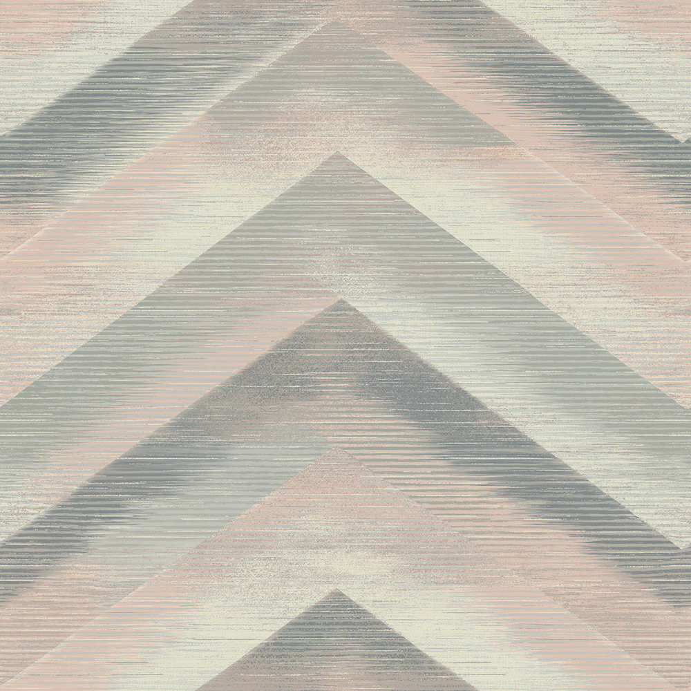 Albany Cascade Dusky Pink Wallpaper - Product code: 35723