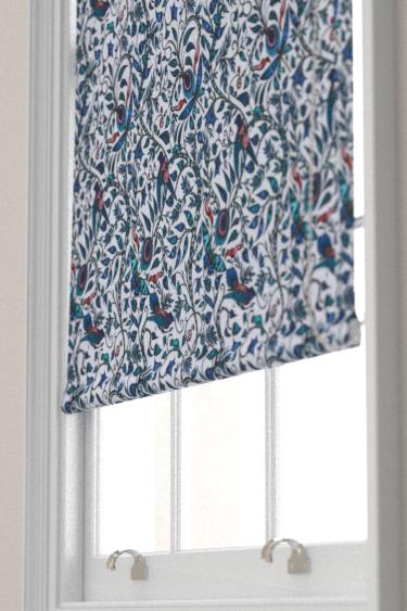 Emma J Shipley Rousseau Blue Blind - Product code: F1113/01