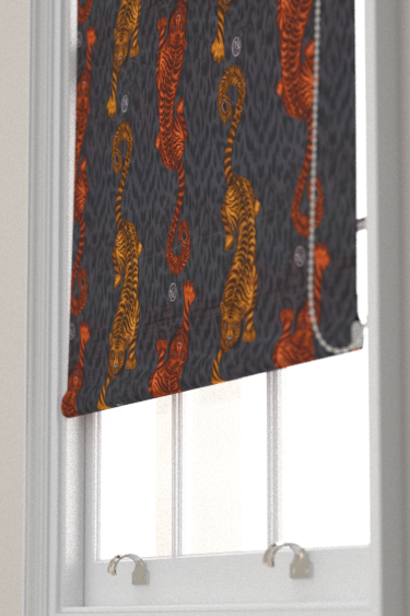 Emma J Shipley Tigris Flame Blind - Product code: F1114/01