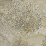 Albany Ascadia Tree Beige/ Gold Wallpaper